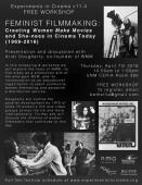 Free workshops on feminist filmmaking and Finnish women filmmakers Link: //nmhum.org/pix/EIC2016.jpg