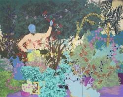 Daisy Patton, Untitled, Cross Pollination Exhibit, 516 ARTS, 2017