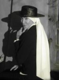 Deborah Blanche as Georgia O'Keeffe